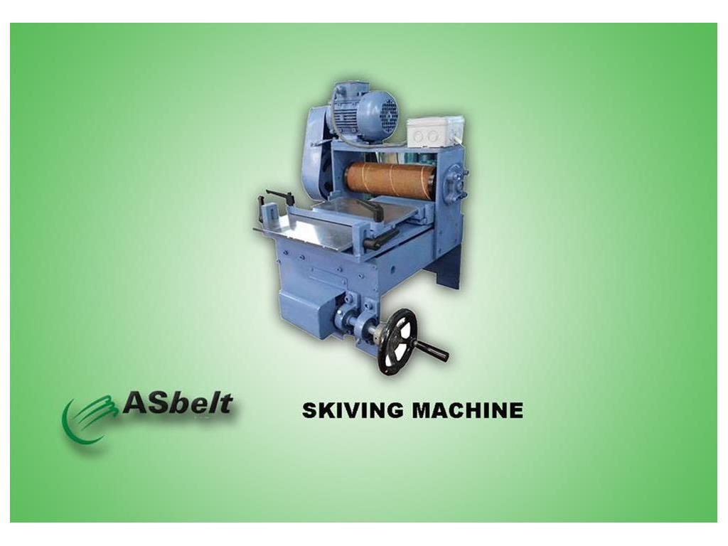 FLAT BELT SKİVİNG MACHINE - 300
