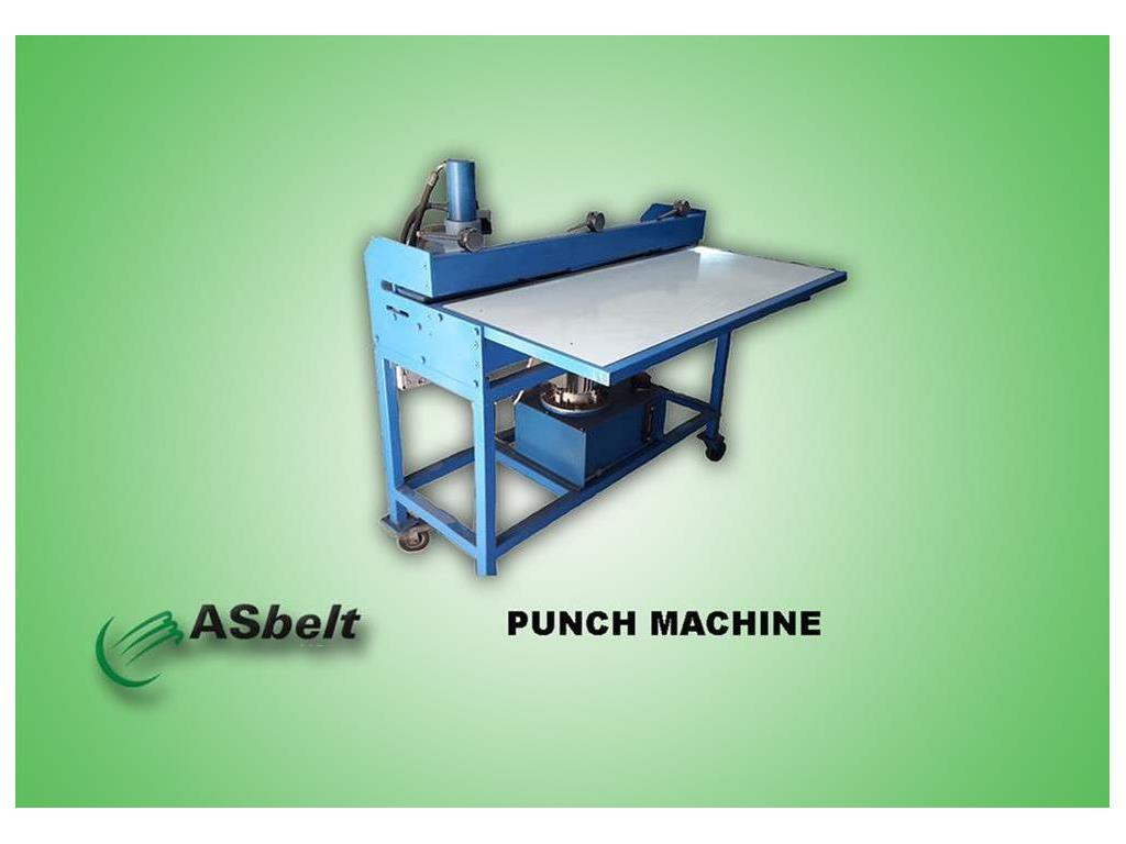 PUNCH MACHINE - PM 1200