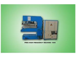 PRES HIGH FREQUENCY MACHINE -1000