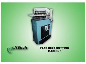 FLAT BELT CUTTING MACHINE CM-300