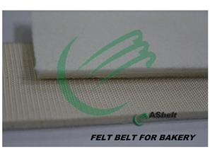FELT BELT FOR BAKERY